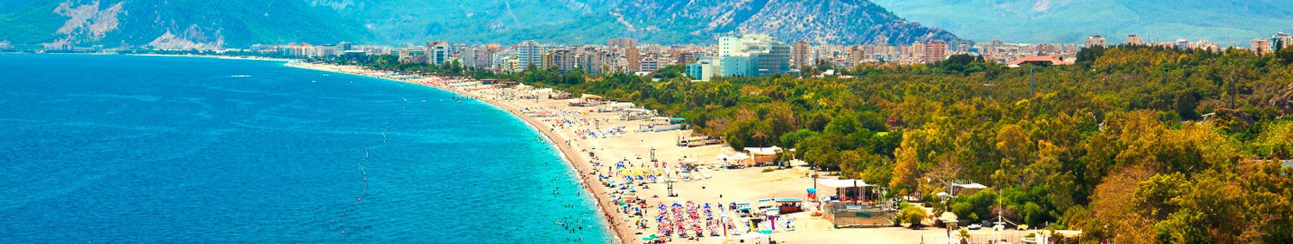 Kindvriendelijke hotels Antalya