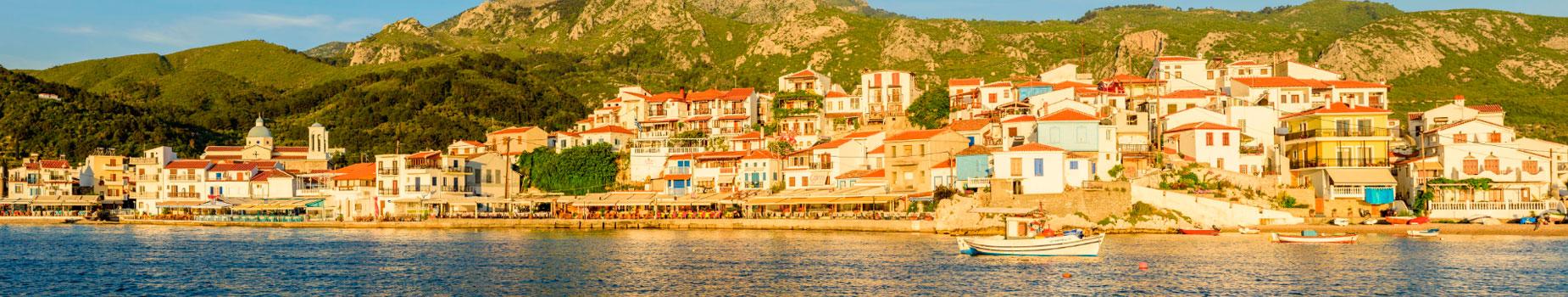 Kindvriendelijke hotels Samos