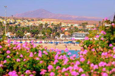 Spanje Canarische Eilanden Strand