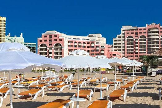 Sunny Beach Stad