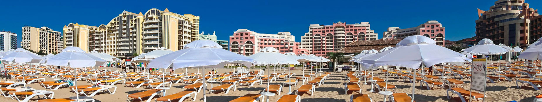 Kindvriendelijke hotels Sunny Beach