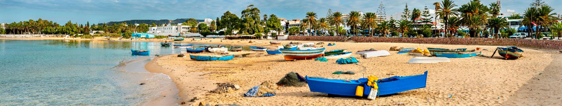 Kindvriendelijke hotels Tunesië
